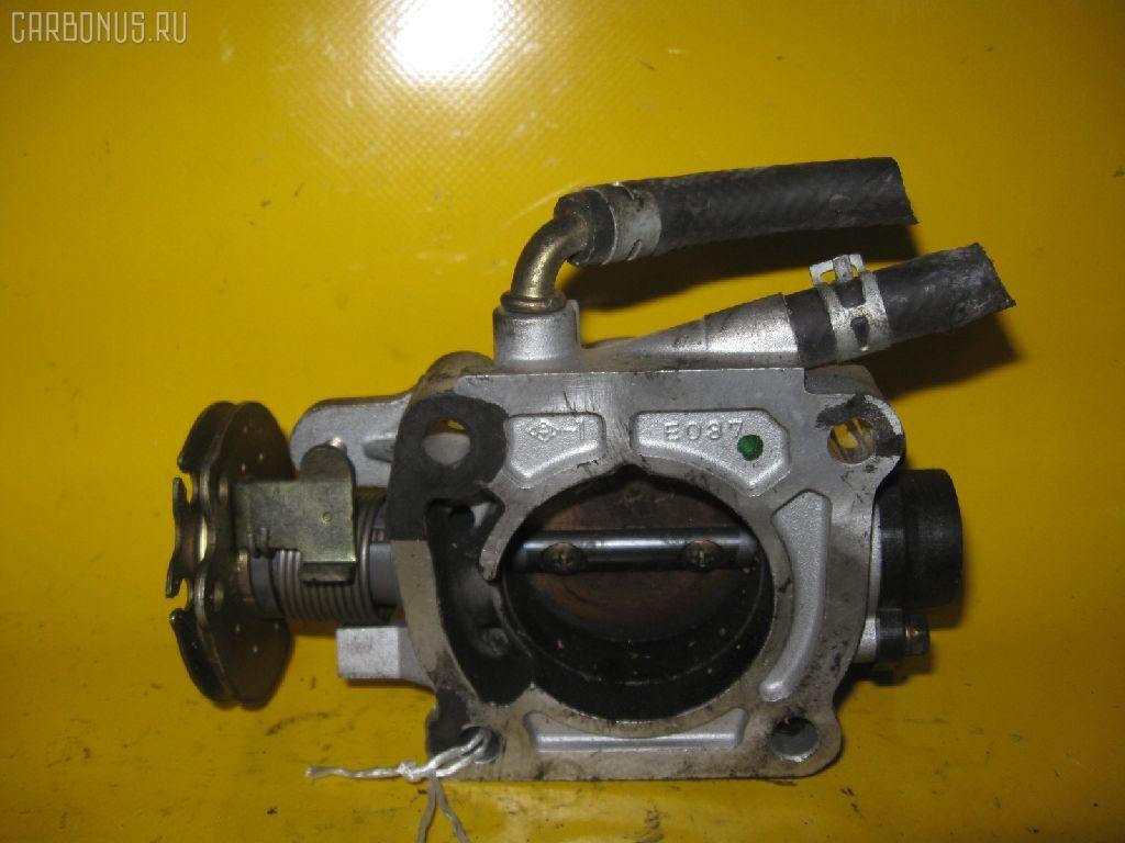 Дроссельная заслонка MAZDA DEMIO DW5W B5. Фото 6