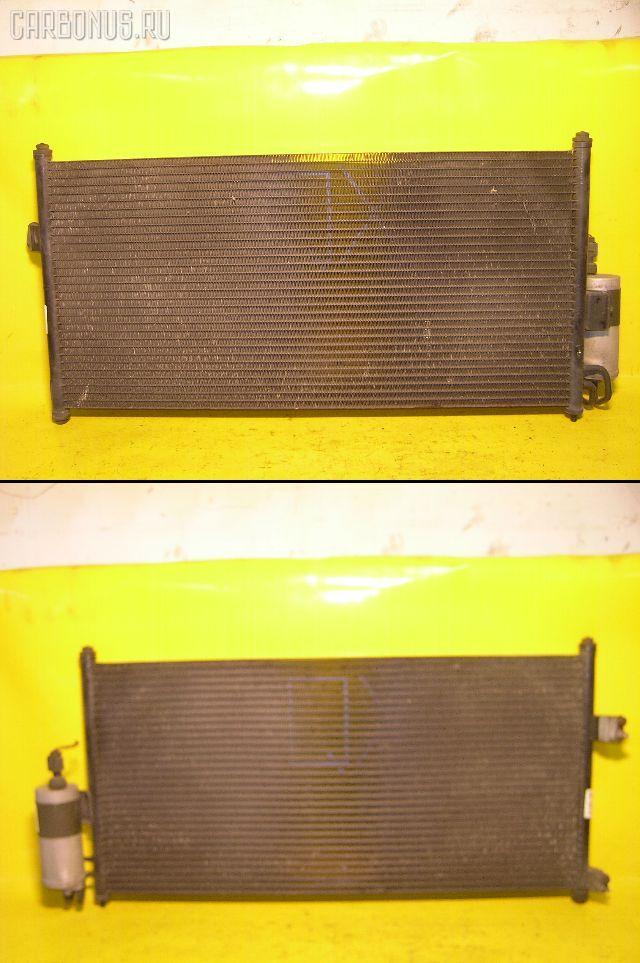 Радиатор кондиционера NISSAN TINO V10 QG18DE. Фото 7