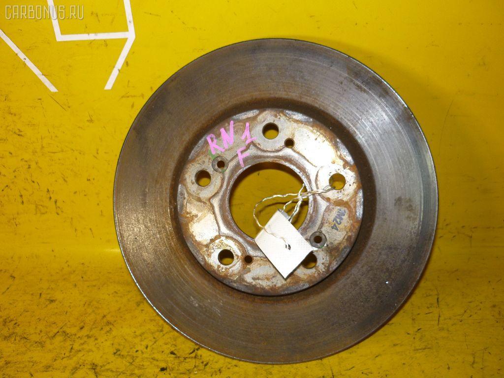 Тормозной диск HONDA STREAM RN1. Фото 5