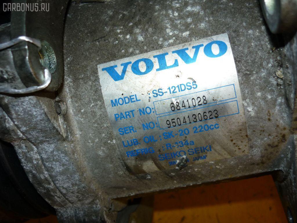 Компрессор кондиционера VOLVO 940 944 B230 Фото 1