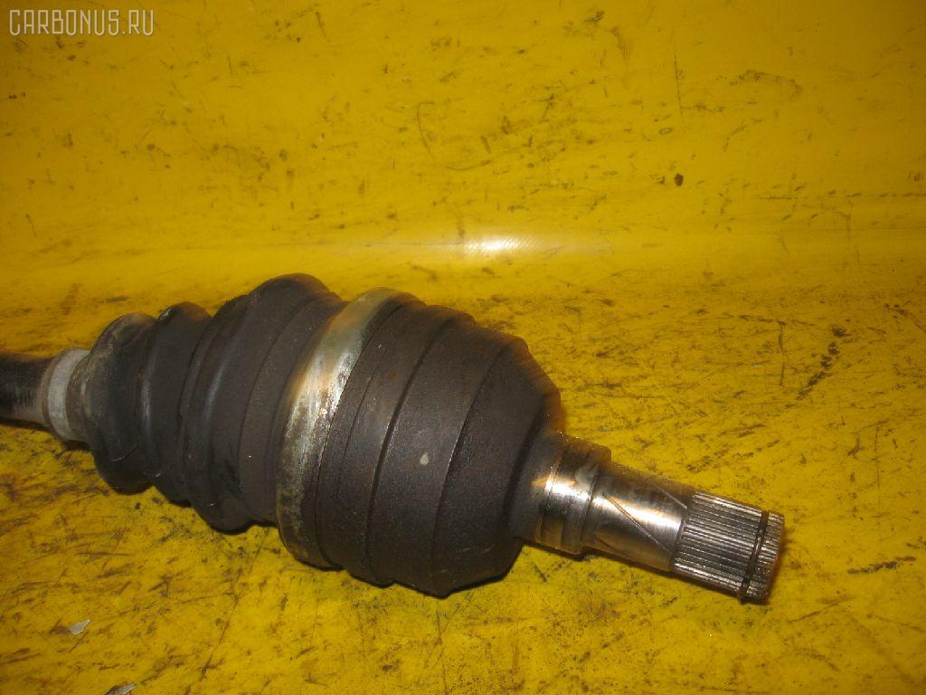 Привод OPEL VECTRA B XH200W X20XEV Фото 2