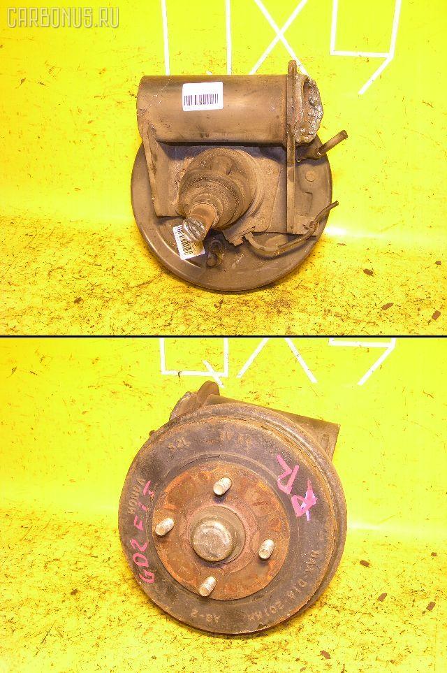 Ступица HONDA FIT GD2 L13A. Фото 10