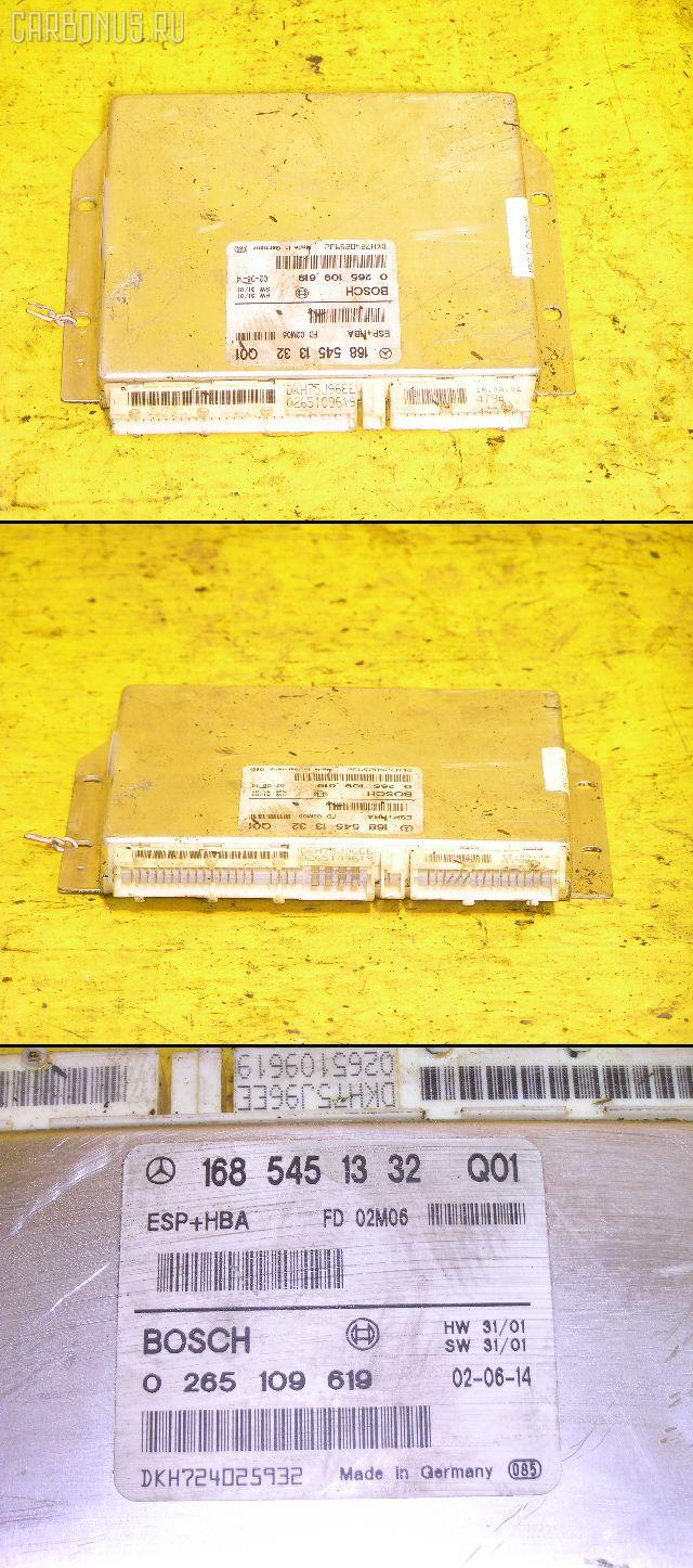 Блок ABS MERCEDES-BENZ A-CLASS W168.133 166.960 Фото 1
