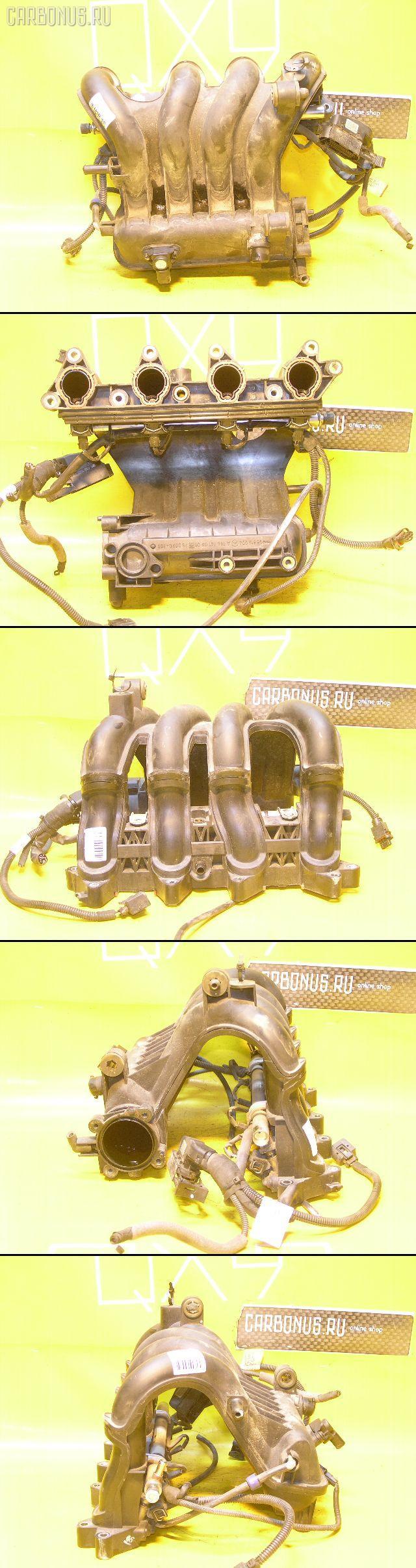Коллектор впускной MERCEDES-BENZ A-CLASS W168.133 166.960 Фото 1