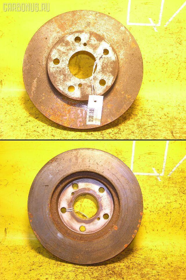Тормозной диск TOYOTA CROWN JZS151. Фото 6