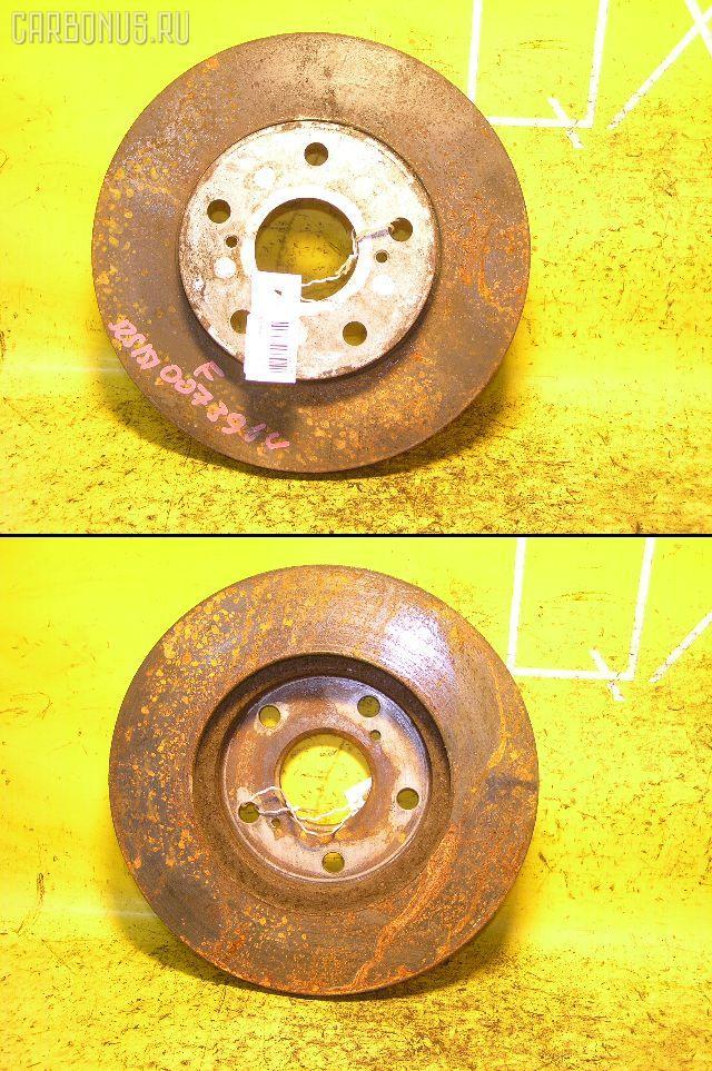 Тормозной диск TOYOTA CROWN JZS151. Фото 7