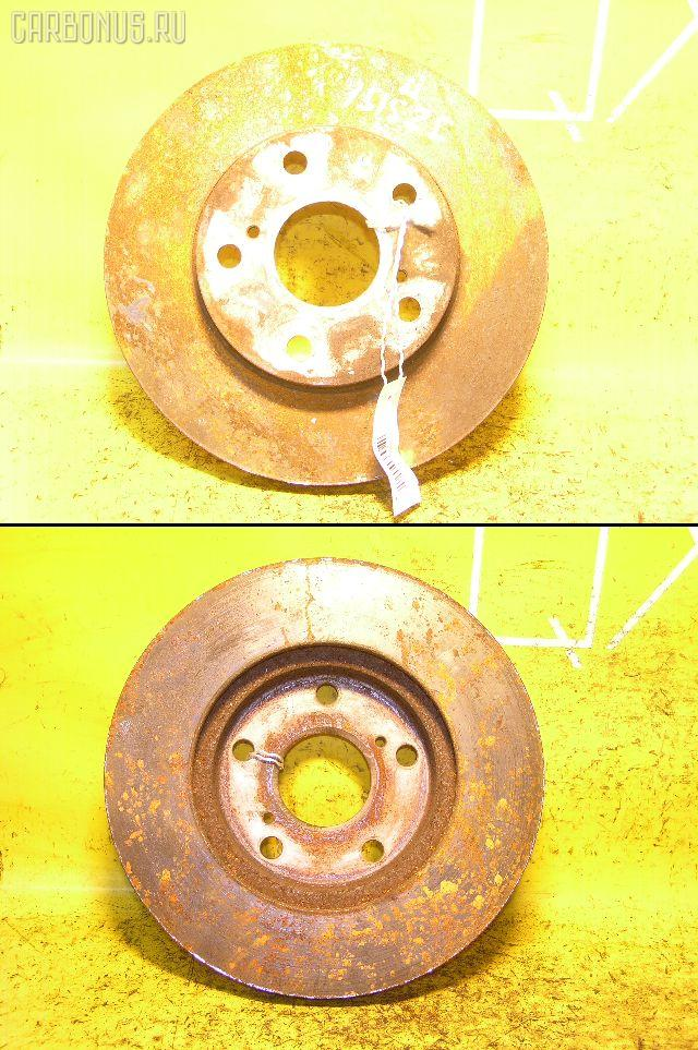 Тормозной диск TOYOTA CROWN JZS151. Фото 8
