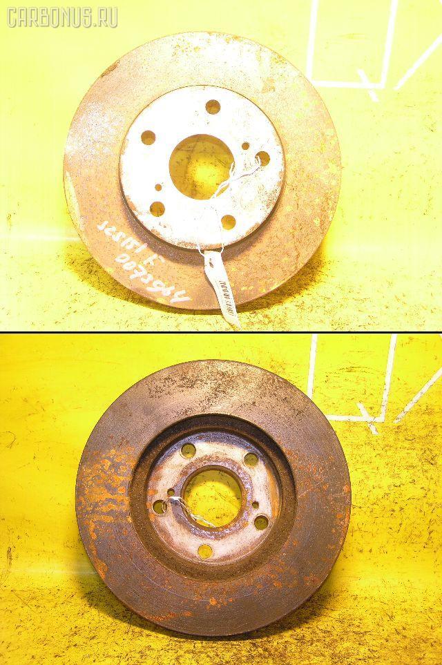 Тормозной диск TOYOTA CROWN JZS151. Фото 9