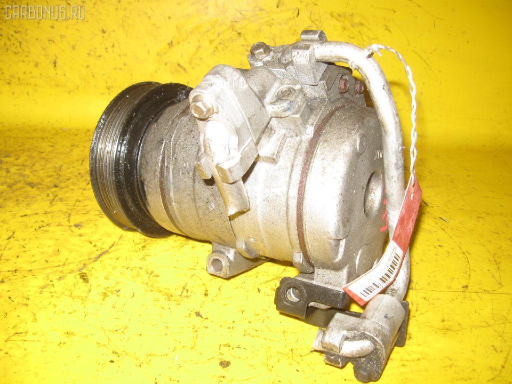 Компрессор кондиционера MAZDA MPV LW3W L3. Фото 10