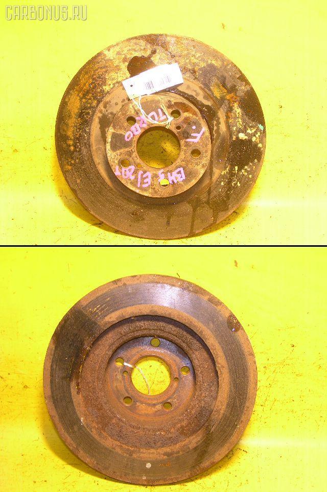 Тормозной диск SUBARU LEGACY WAGON BH5. Фото 8