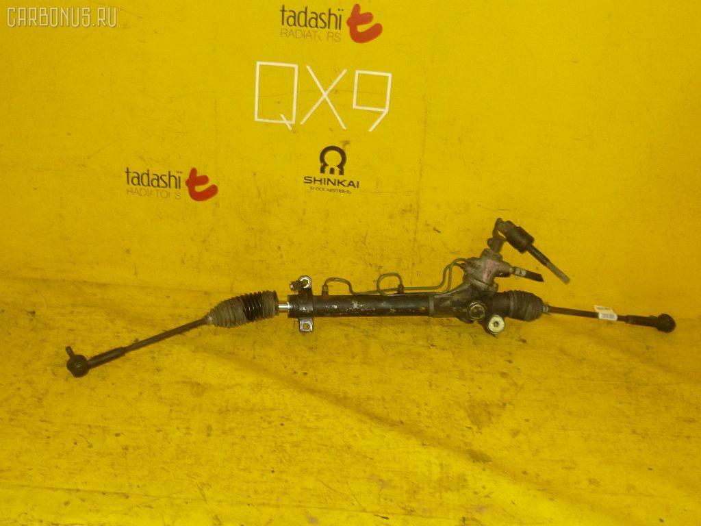 Рулевая рейка TOYOTA ST200 4S-FE. Фото 5