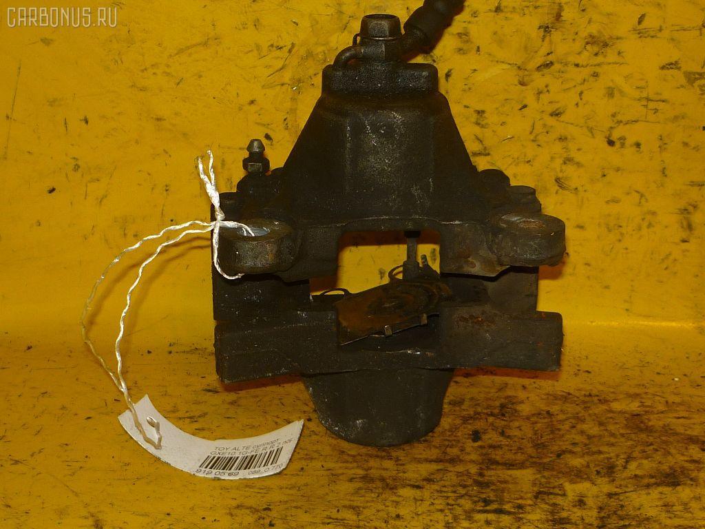 Суппорт TOYOTA ALTEZZA GXE10 1G-FE. Фото 2