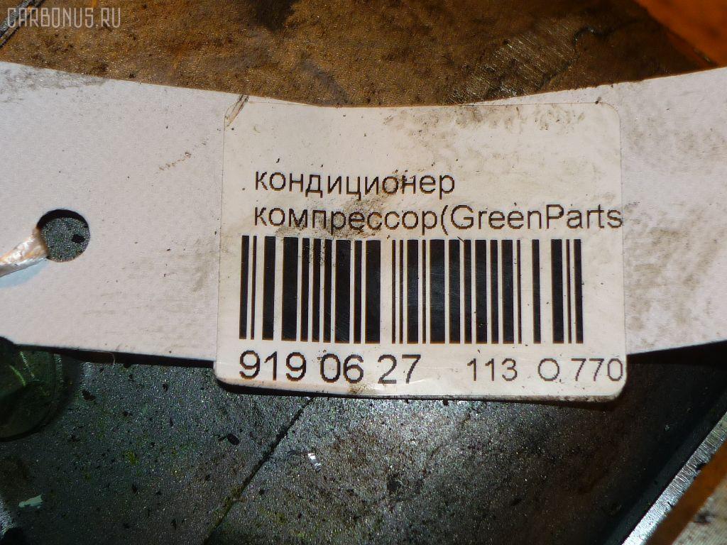 Компрессор кондиционера Фото 4