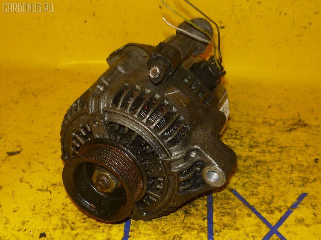 Генератор TOYOTA JZX90 1JZ-GE. Фото 9