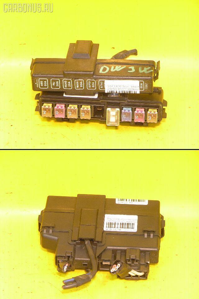 Блок предохранителей MAZDA DEMIO DW3W B3. Фото 3