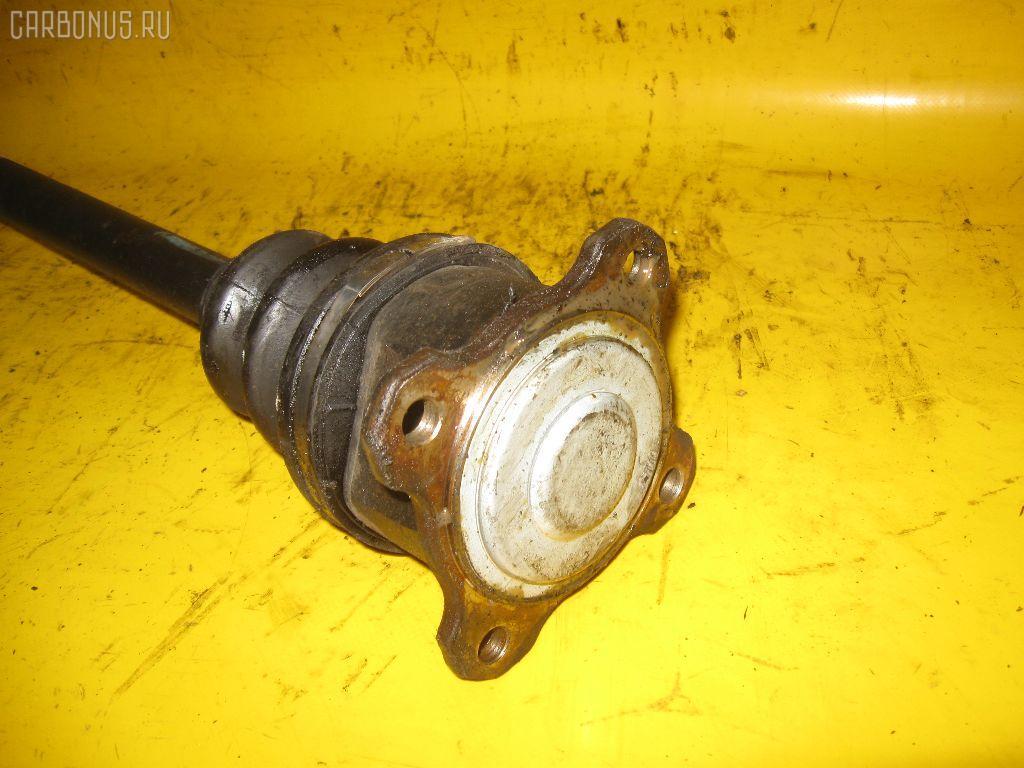 Привод TOYOTA MARK II GX115 1G-FE. Фото 3