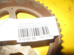 Шкив Toyota Mark ii qualis MCV21W 2MZ-FE Фото 3