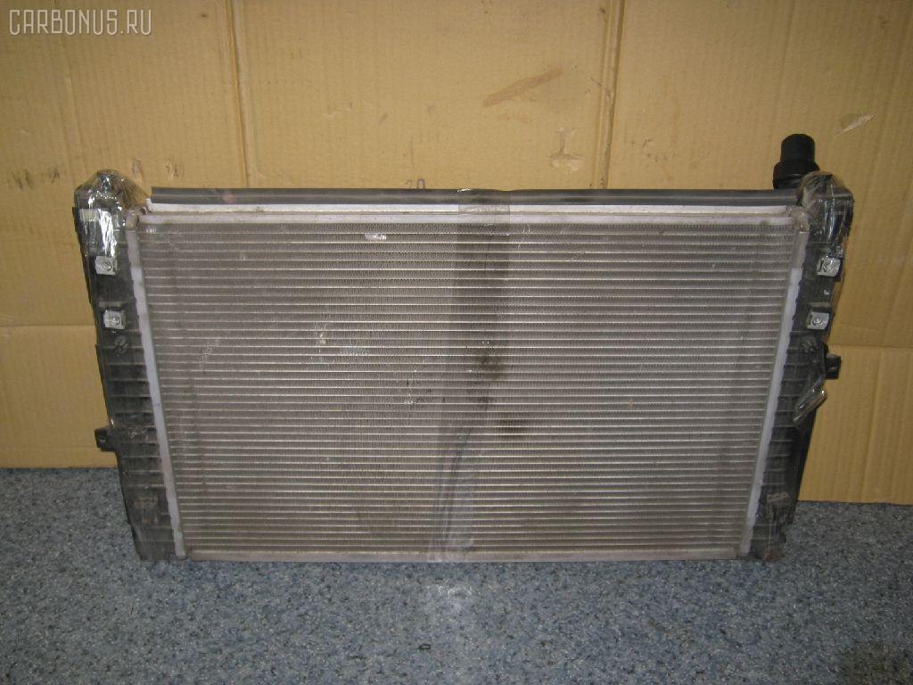 Радиатор ДВС AUDI A4 8DAGA AGA. Фото 8