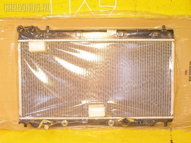 Радиатор ДВС HONDA FIT GD2 L13A. Фото 1