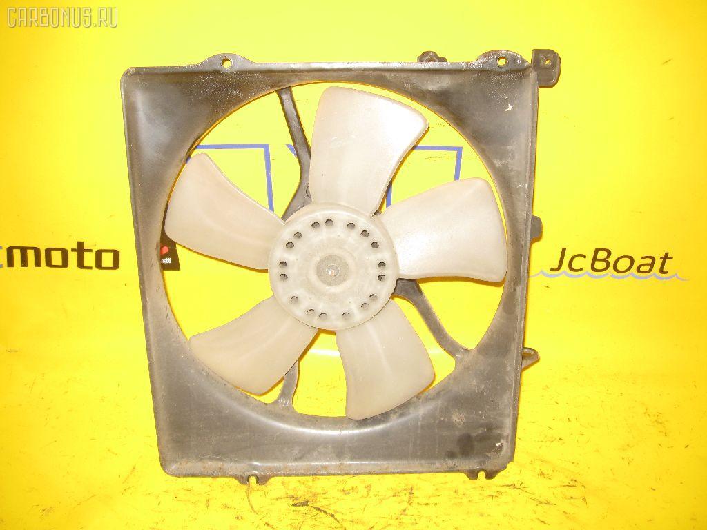 Вентилятор радиатора ДВС SUBARU LEGACY GRAND WAGON BG9 EJ25. Фото 2