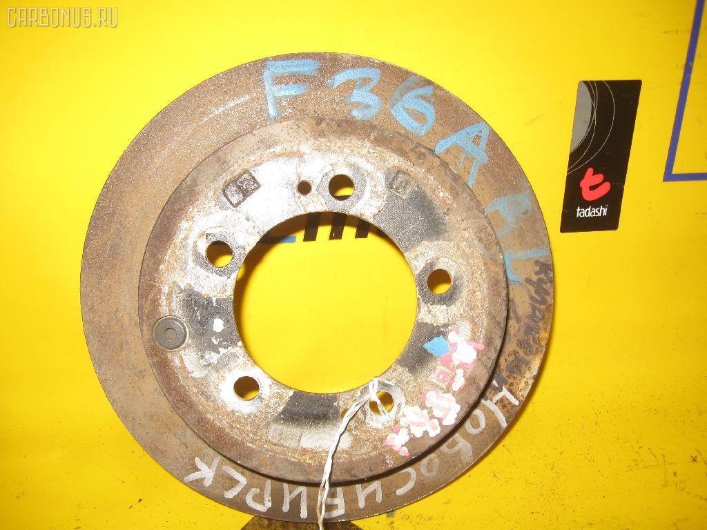 Тормозной диск MITSUBISHI DIAMANTE F36A Фото 1