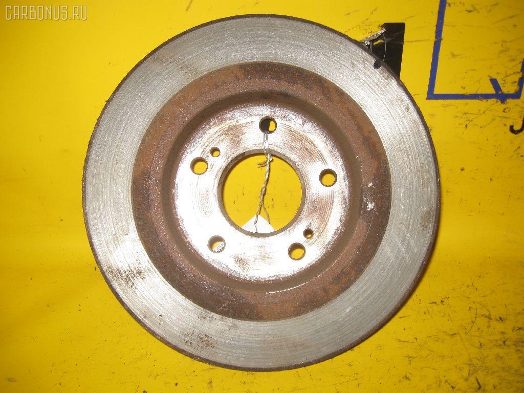 Тормозной диск NISSAN TINO V10. Фото 1