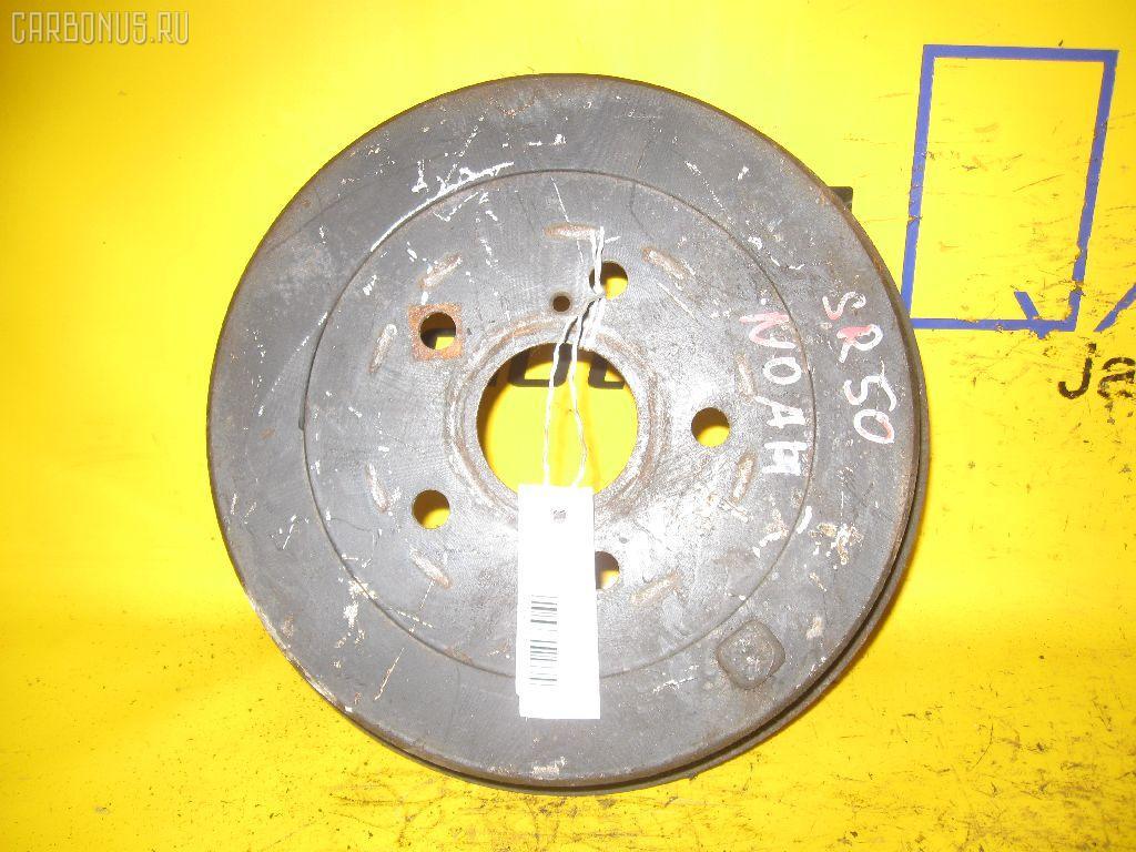 Тормозной барабан TOYOTA LITE ACE NOAH SR50G. Фото 3