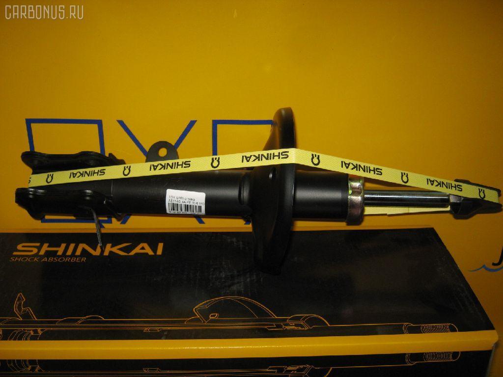 Стойка амортизатора Toyota Sprinter carib AE114G 4A-FE Фото 1