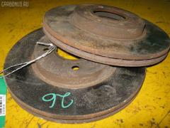 Тормозной диск VOLKSWAGEN POLO 6NAHS AHS VAG 321615301D Переднее