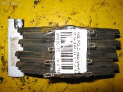 Тормозные колодки VOLKSWAGEN POLO 6NAHS AHS VAG 867698151 Переднее