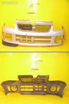 Бампер на Subaru Pleo RA2 57704-KE020, Переднее расположение