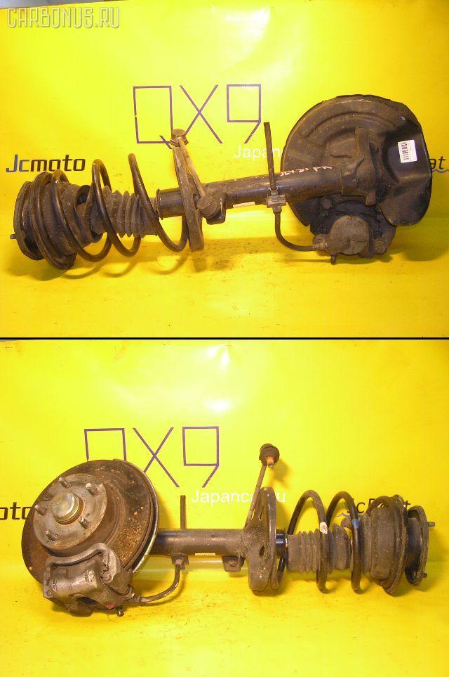 Стойка TOYOTA JZX81 1JZ-GE. Фото 4