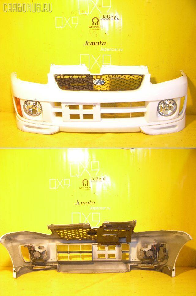Бампер Subaru Pleo RA2 Фото 1