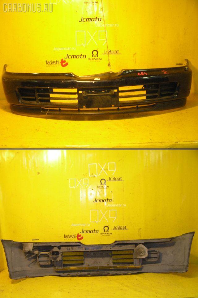 Бампер HONDA ASCOT CE4. Фото 3