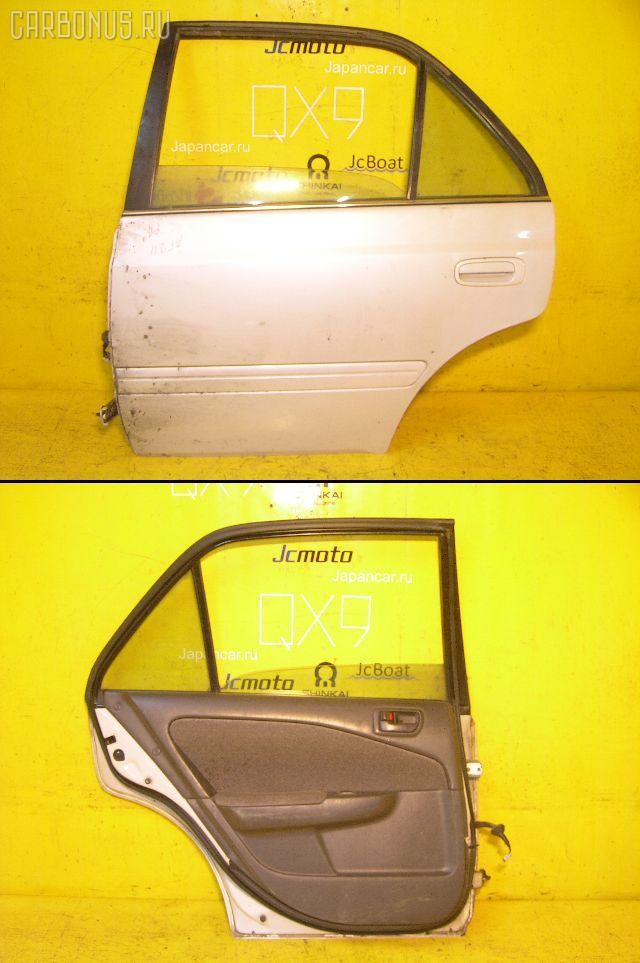 Дверь боковая TOYOTA CORONA PREMIO AT211. Фото 10