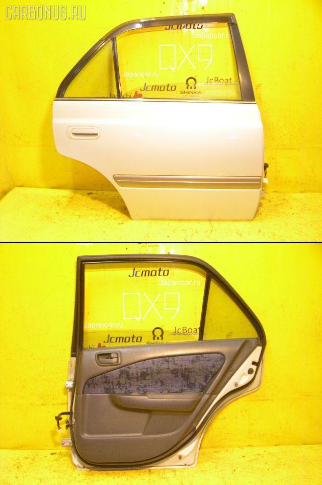 Дверь боковая TOYOTA CORONA PREMIO AT211. Фото 11