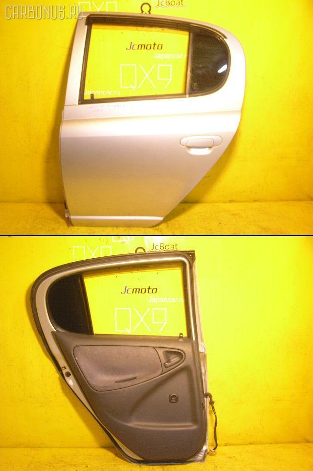 Дверь боковая TOYOTA VITZ NCP10. Фото 7
