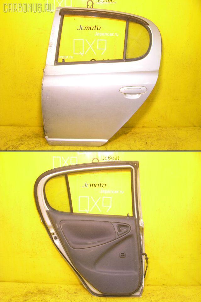 Дверь боковая TOYOTA VITZ NCP10. Фото 8