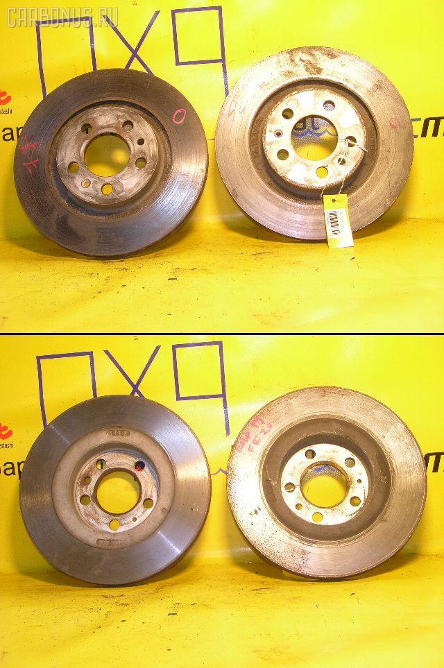 Тормозной диск VOLKSWAGEN GOLF IV VARIANT 1JAPK APK. Фото 2