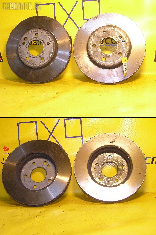 Тормозной диск MERCEDES-BENZ C-CLASS STATION WAGON S202.086 112.910. Фото 10