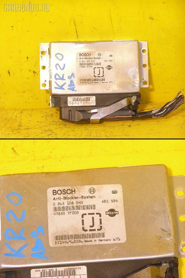 Блок ABS NISSAN MISTRAL KR20 TD27B Фото 1