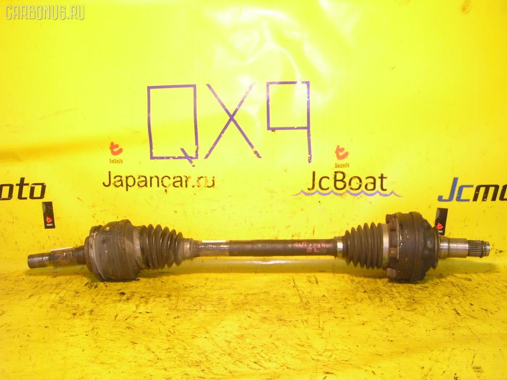 Привод TOYOTA MARK II JZX110 1JZ-FSE. Фото 6