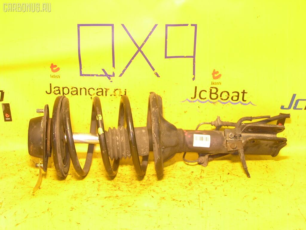 Стойка MITSUBISHI RVR N23WG 4G63. Фото 6