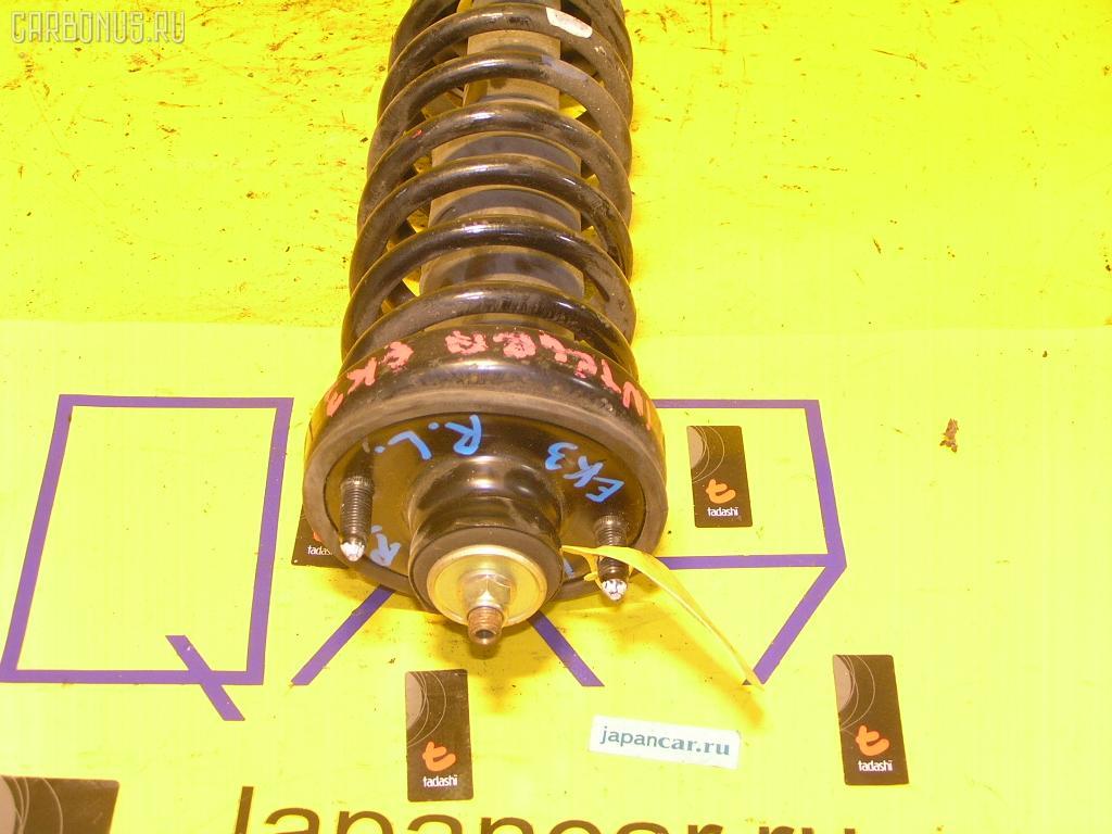 Стойка амортизатора HONDA CIVIC EK3 D15B. Фото 9