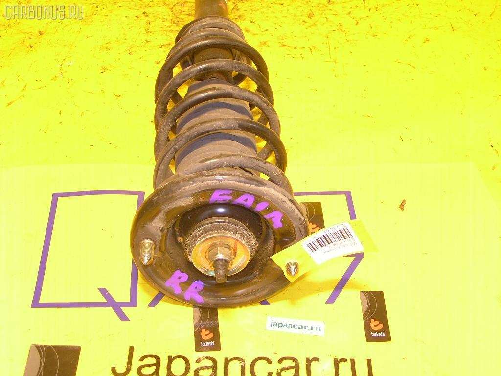 Стойка MITSUBISHI GALANT EA7A 4G94. Фото 10