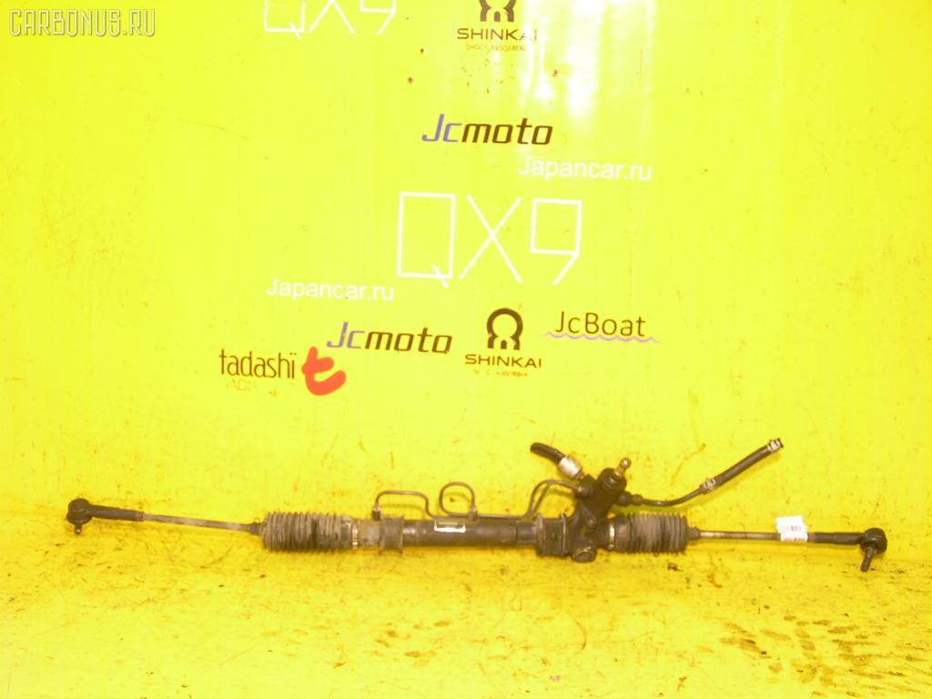 Рулевая рейка TOYOTA CYNOS EL52 4E-FE. Фото 1