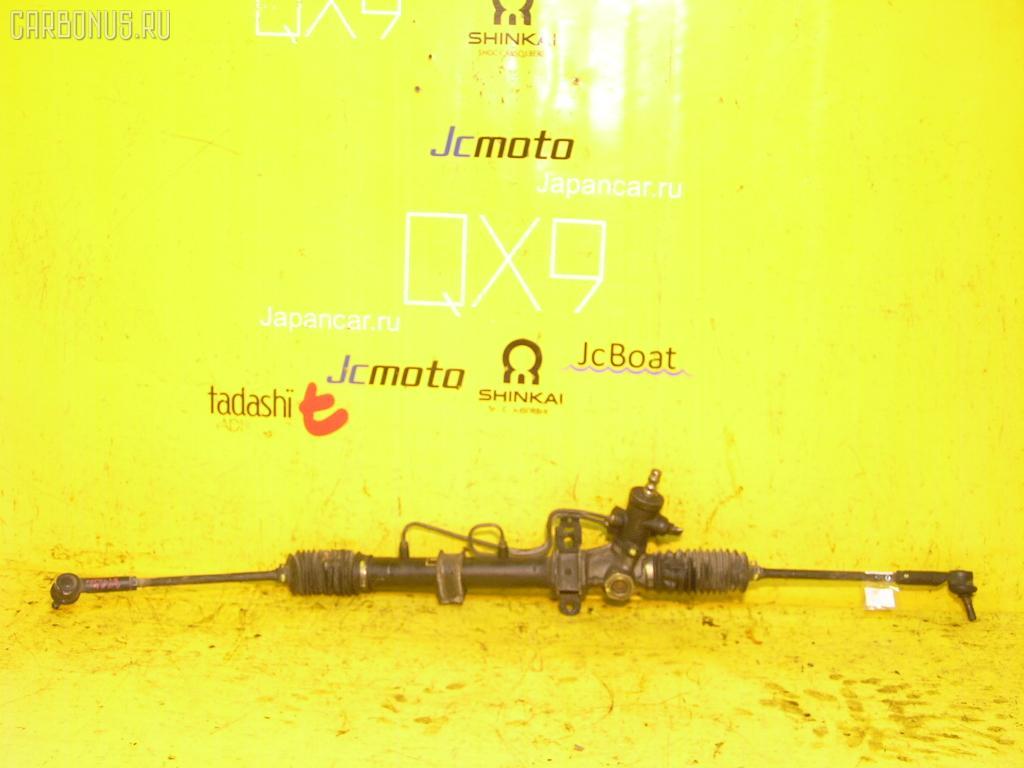 Рулевая рейка TOYOTA COROLLA AE114 4A-FE. Фото 3