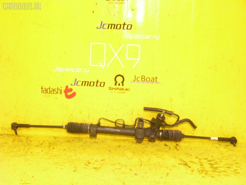 Рулевая рейка TOYOTA COROLLA AE114 4A-FE. Фото 4