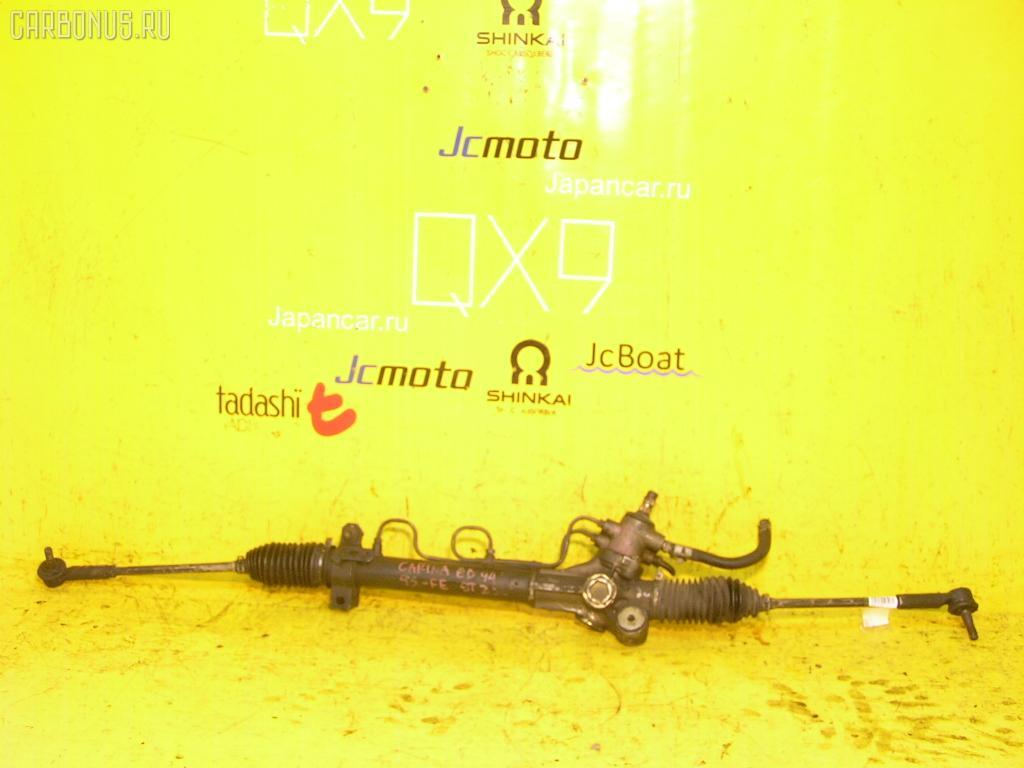 Рулевая рейка TOYOTA ST200 4S-FE. Фото 6