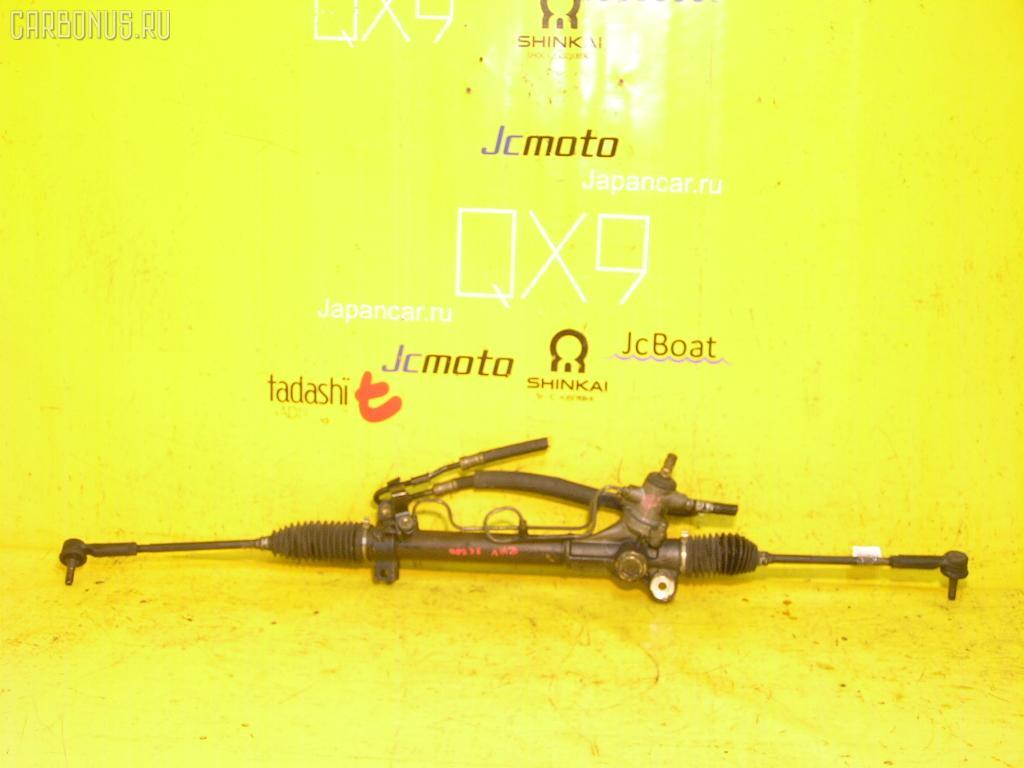 Рулевая рейка TOYOTA ST200 4S-FE. Фото 7